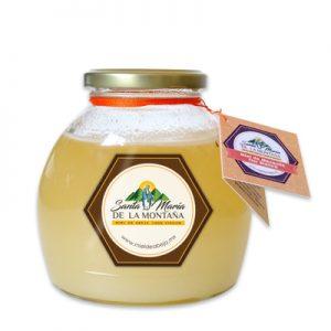 Miel de Mezquite Flor Blanca 2500 g (caja)