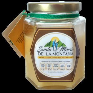 Miel de Sicua 250 g (caja)